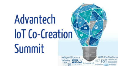 Advantech to co-create IIoT solutions