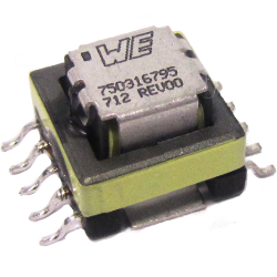 New current sense transformers for high-reliability equipment applications now available