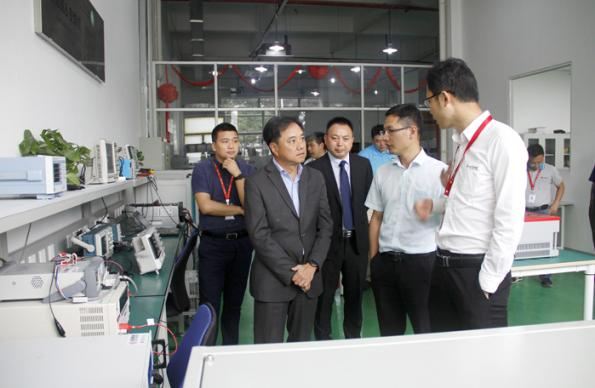 On Semiconductor opens joint China lab with GoodWe